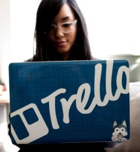 Agile development teams love Trello